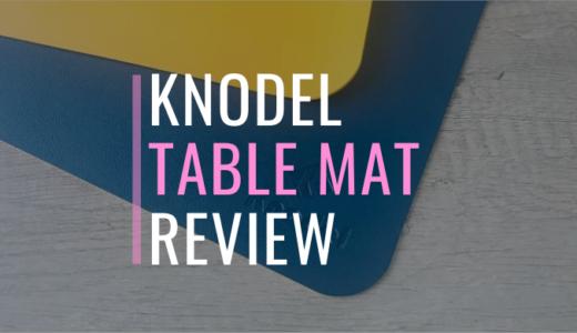 【knodel テーブルマット レビュー】仕事効率が上がる!快適なデスクワーク環境を整えよう